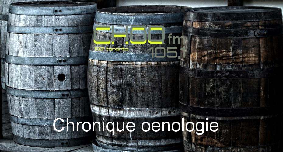 chronique oenologie