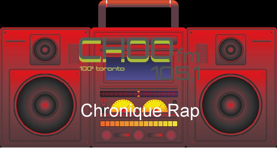 chronique rap