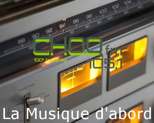 musique d'abord