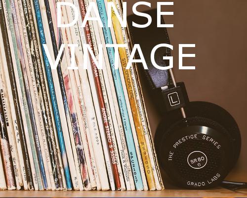 danse vintage
