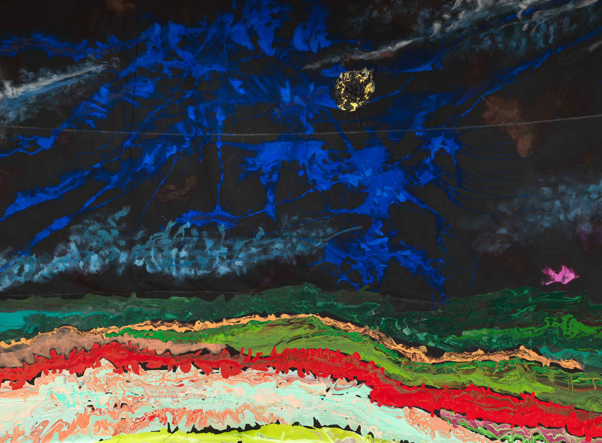 BEAUX ARTS - In this Land de Rodney McMillian au SFMOMA - CHOQ FM 105.1
