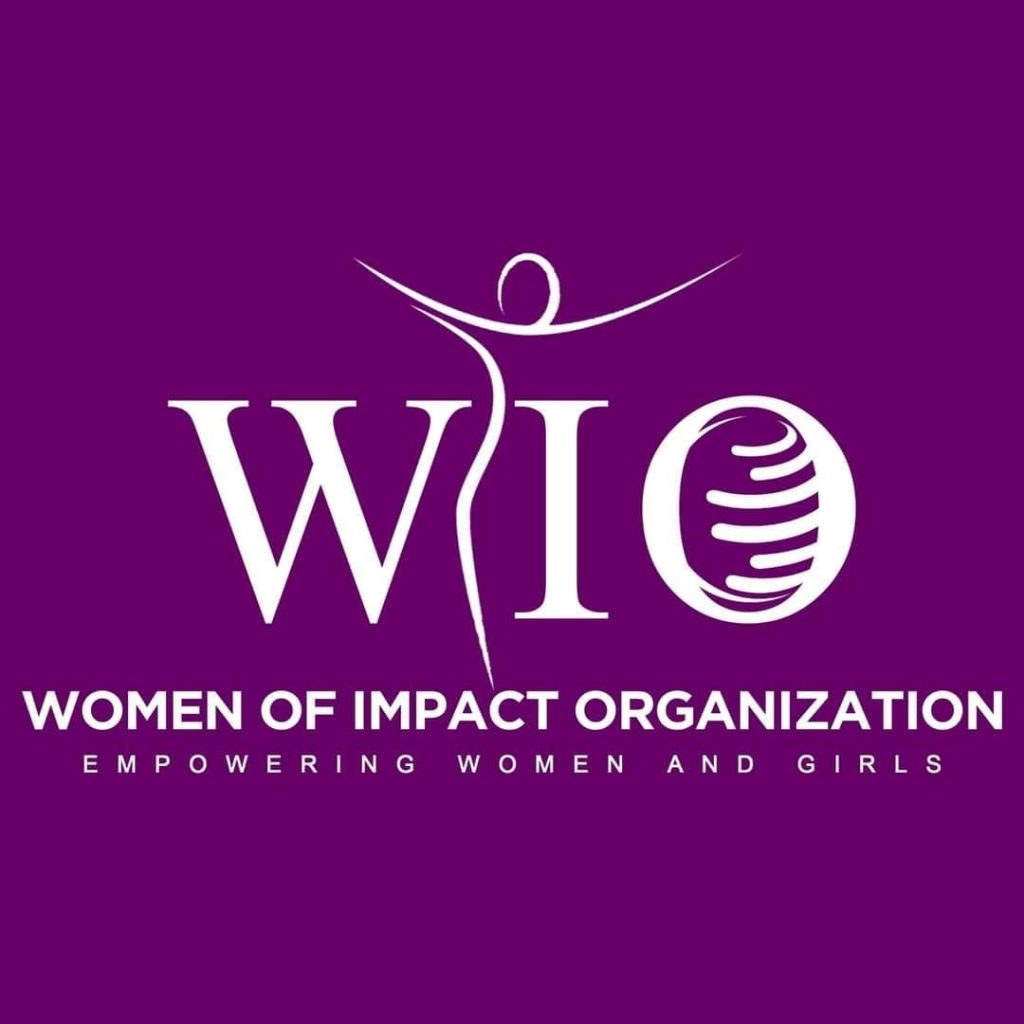 Logo de Women of Impact Organization (WIO)